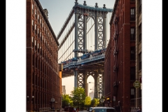 Manhattan Bridge - NYC